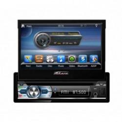 TAKARA GPV1827BT Autoradio 2DIN DVD GPS USB Bluetooth