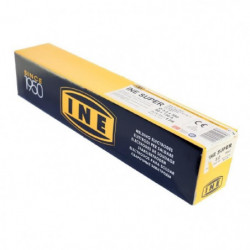 INE Lot de 175 électrodes rutiles acier Ø 3,2 mm L 350 mm