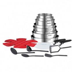 TEFAL INGENIO EMOTION L925SM14 Batterie de cuisine 22 pieces