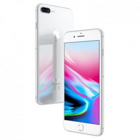 APPLE iPhone 8 Plus Argent 64 Go