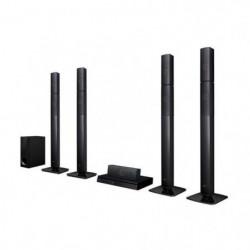 LG LHB655N Home Cinéma 5.1 - Lecteur Blu-ray - Bluetooth