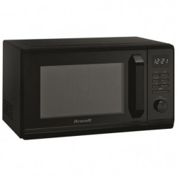 BRANDT GE2300B - Micro-ondes Gril - Noir - 23 L - 800W