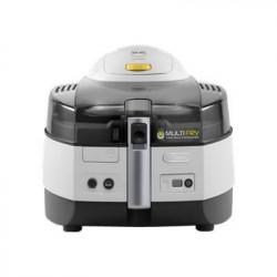 DELONGHI FH1363/1 Friteuse sans huile MultiFry - Blanc/Noir