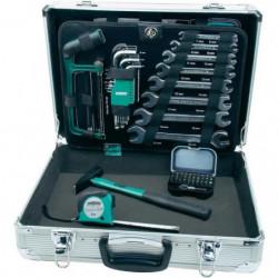MANNESMANN Coffret a outils M29075 - 108 pieces
