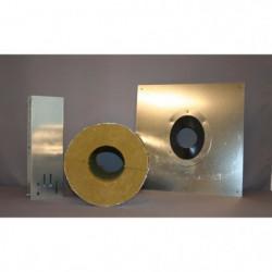 CONVESA Solution thermique - Ø 150 mm - Conduit isolé