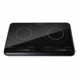 BRANDT TI2FSOFT Table de cuisson posable 2 foyers a induction