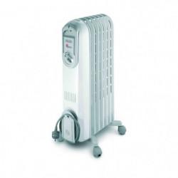 DELONGHI V550715 1500 watts Radiateur bain d'huile mobile
