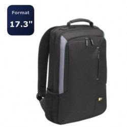 Sac ordinateur 17 - 17,3'' - Case Logic Value Backpack 17""