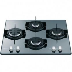 HOTPOINT FRDD 642 HA(ICE) Table de cuisson gaz-4 foyers