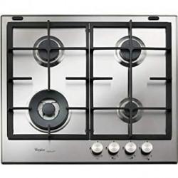 Whirlpool GMA6422IXL Table de cuisson au gaz iXelium 58 cm