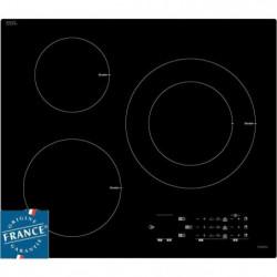 SAUTER SPI4361B - Table de cuisson induction - 3 zones - 7200W