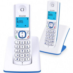 Alcatel F530 duo bleu