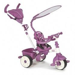 LITTLE TIKES Tricycle Evolutif 4 en 1 Sports Edition