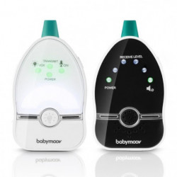 BABYMOOV Babyphone Audio Easy Care - 500 metres