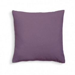 TODAY Coussin déhoussable 100% coton - 60 x 60 cm - Figue