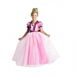 CESAR - F438 - Robe princesse Sophie - 8 / 10 ans