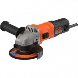BLACK & DECKER Meuleuse d'angle 710 watts - 115mm