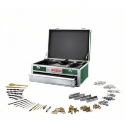 BOSCH  Box/Sac - ToolBox + accessoires