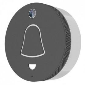 EXTEL Link Carillon connecté WiFi gris avec caméra