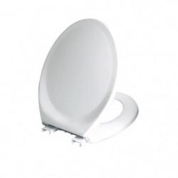 WIRQUIN Abattant Aquaroc blanc