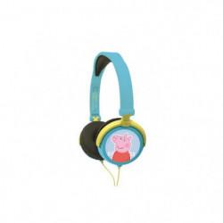 PEPPA PIG - Lexibook - Casque audio stéréo Peppa Pig - A par