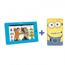 LEXIBOOK - Tablet Master - 7 pouces - Version Française + Ho