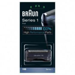 Braun 11B Noire Piece De Rechange compatible avec les rasoir