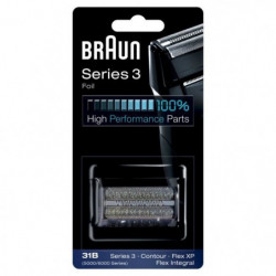 Braun 31B Grille de rechange pour rasoir Flex XP, rasoir éle