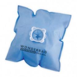 ROWENTA Lot de 5 sacs microfibre pour aspirateur Wonderbags