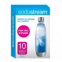 SODASTREAM 30061954 Tablettes de nettoyage pour bouteilles x