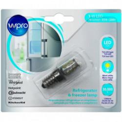 WPRO LRF200 : Ampoule LED 70 Lumens pour réfrigérateur et co