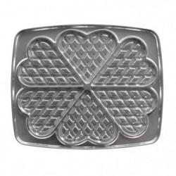 LAGRANGE Accessoires 030521 Jeu de plaques gaufrettes en coe