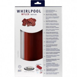 WPRO WSP106 Moule a cake souple 100% silicone dimensions 24
