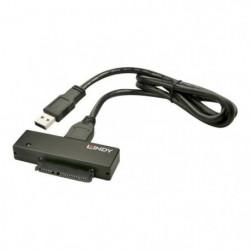 LINDY Adaptateur USB 3.1 / 3.0 SATA 6 Gbit/s