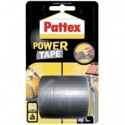PATTEX Adhésif super puissant Power tape -Gris - 5 m