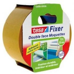 TESARuban adhésif Double face Adhésion extraforte - 10m x 50