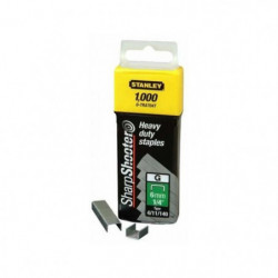 STANLEY 1000 agrafes 10mm type G