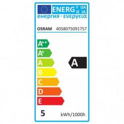 OSRAM Lot de 2 Ampoules LED Star+ flamme E14 - 4,5 W
