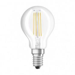 OSRAM Ampoule LED sphérique E14 - 4 W - Blanc froid