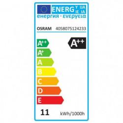 OSRAM Lot de 2 Ampoules LED standard E27 - 11 W équivalent 1