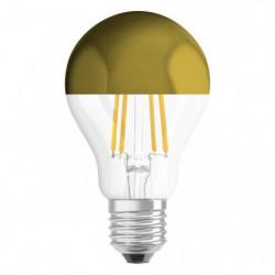 OSRAM Ampoule déco LED standard E27 - 4 W - Blanc chaud 2700