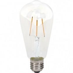 BRILLIANT Ampoule LED filament décorative style retro E27 4