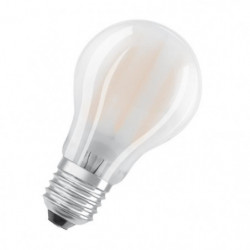 OSRAM Ampoule LED E27 standard dépolie 4 W équivalent a 40 W