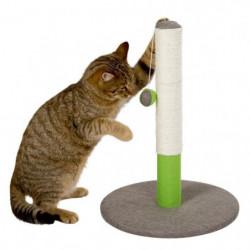 KERBL Arbre à chat Opal Basic - 37x37x50cm - Vert et gris