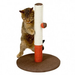 KERBL Arbre à chat Opal Basic - 37x37x50cm - Bordeaux et bru