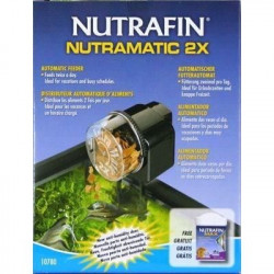 NUTRAFIN Distributeur d'aliments automatique Nutamatic 2X Nu