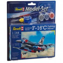 REVELL Model-Set F-16C USAF - Maquette