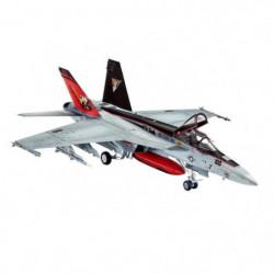 REVELL Model-Set F/A-18E Super Hornet - Maquette