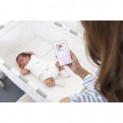 MINILAND - Ecoute-bébé portabilité maximum avec panneau fron