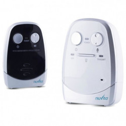 NUVITA Interphone bébé audio numérique